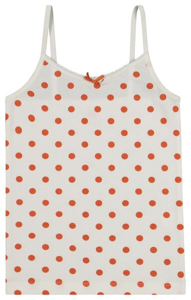 2-pak kinderhemden wit wit - 1000020866 - HEMA