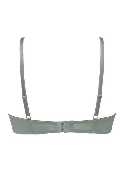 2-pak push-up bh's micro grijs grijs - 1000012163 - HEMA