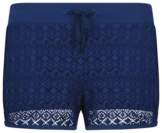 kinderzwemshort donkerblauw donkerblauw - 1000023853 - HEMA
