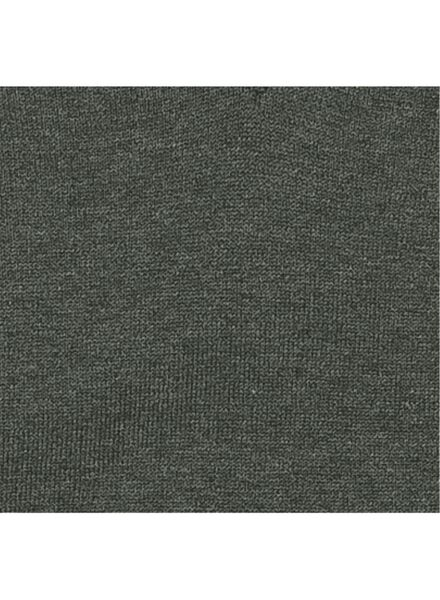 herentrui groen groen - 1000009666 - HEMA