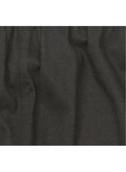 herenpyjama zwart zwart - 1000009284 - HEMA