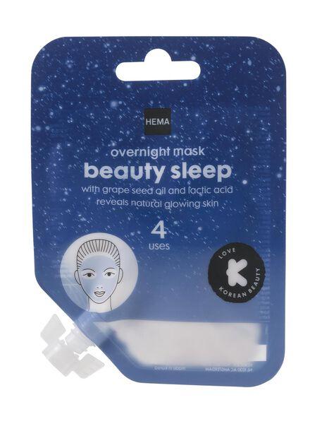 beauty sleep masker - 17860113 - HEMA