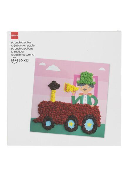 scrunch creatie knutselset - 15920143 - HEMA