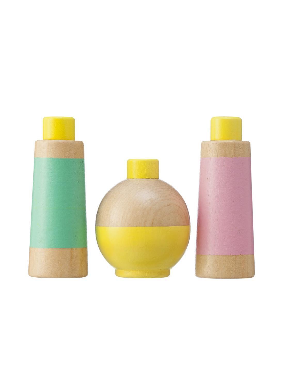 HEMA Houten Speelgoed Parfumflesjes