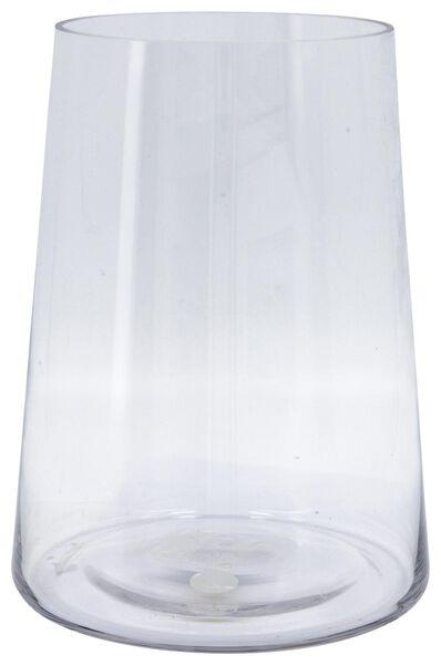 vaas Ø17.3x24 glas - 13311061 - HEMA