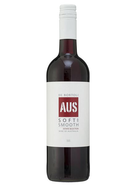 AUS shiraz soft & smooth - rood - 17360040 - HEMA