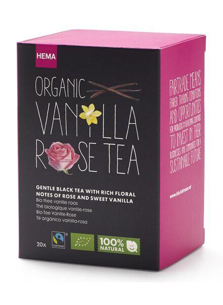 Thee vanille rose - 17100074 - HEMA