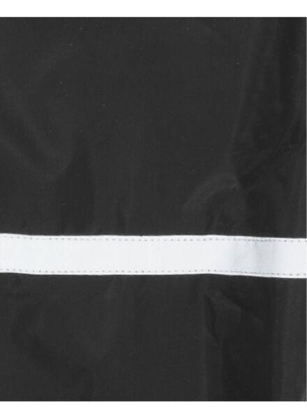 opvouwbare unisex regenbroek zwart zwart - 1000006244 - HEMA