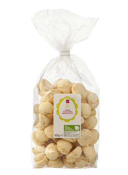 meringuettes citroen - 10950003 - HEMA