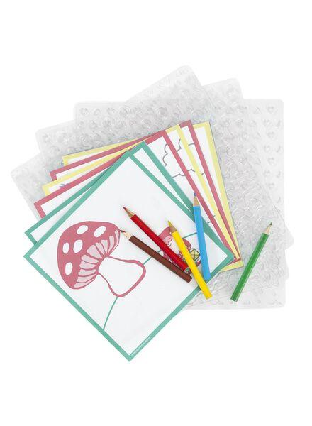 reliëf kaarten maken - 15990154 - HEMA