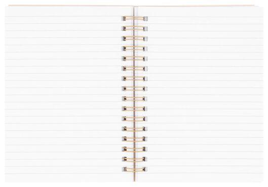 notitieboek - 15x11 - gelinieerd - 14132204 - HEMA