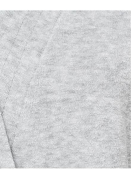 damesbadjas grijs grijs - 1000002929 - HEMA