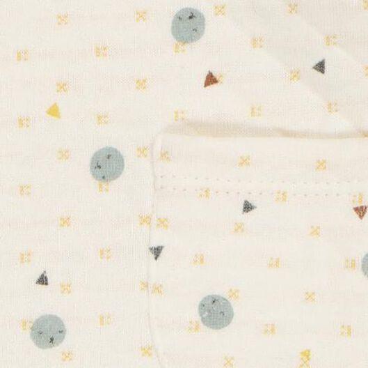 newborn jumpsuit wit wit - 1000020625 - HEMA