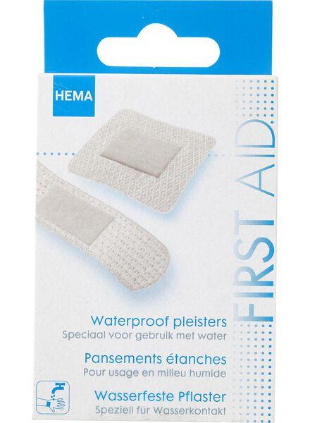 waterproof pleisters - 11900034 - HEMA