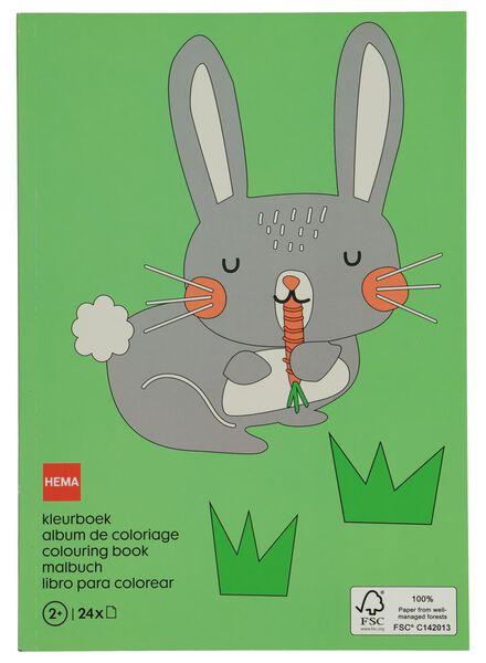 kleurboek boerderij - 15920017 - HEMA