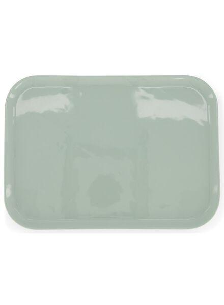 bord - 31 x 23 cm - groen - 9602068 - HEMA