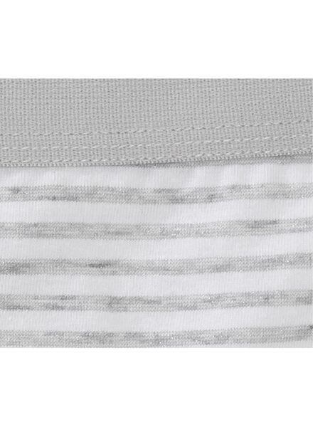 tienerboxer grijsmelange grijsmelange - 1000002596 - HEMA
