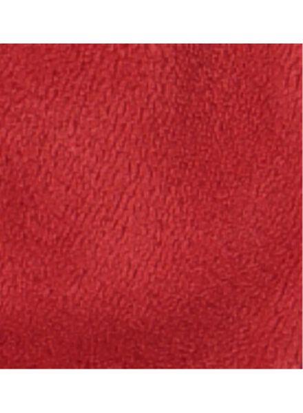 honden onesie rood rood - 1000016962 - HEMA