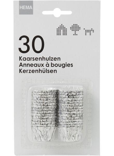 kaarsenhulzen 30 stuks - 13504500 - HEMA