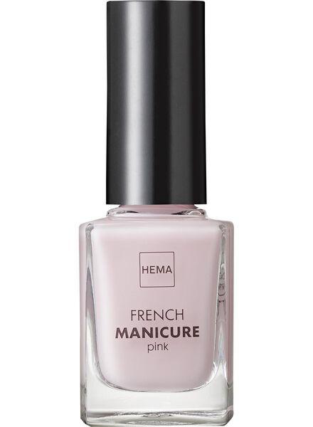 French manicure pink - 11244539 - HEMA