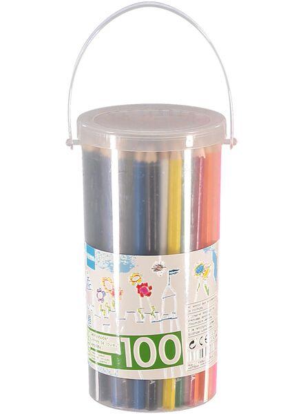 100 potloden - 15919088 - HEMA