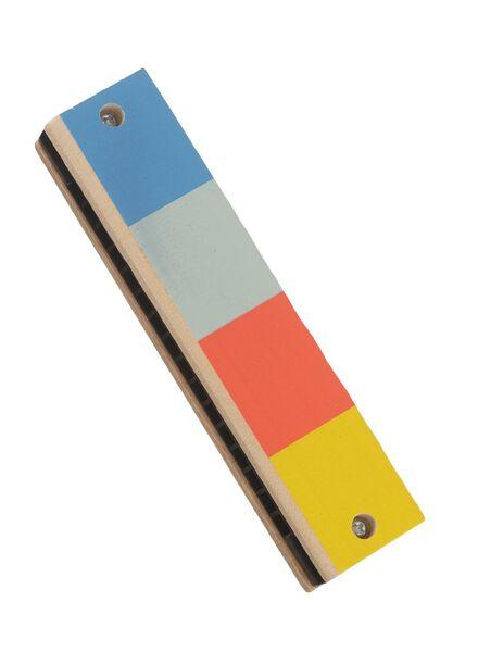 houten mondharmonica - 15122217 - HEMA