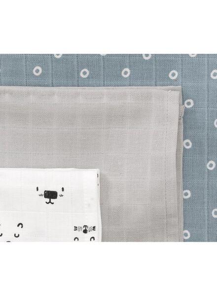 Dagaanbieding - 3-pak hydrofieldoeken 60 x 60 cm dagelijkse koopjes