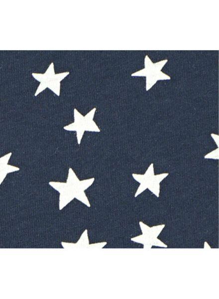 kinderjurk donkerblauw donkerblauw - 1000013535 - HEMA