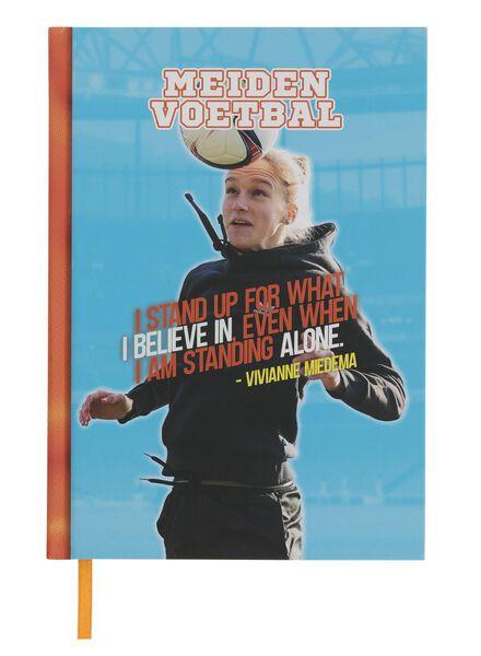 Meiden Voetbal schoolagenda 2018/2019 - 14940038 - HEMA