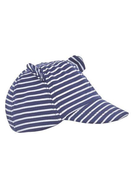 baby petje donkerblauw donkerblauw - 1000012381 - HEMA