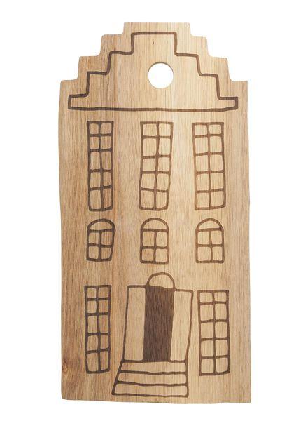 houten snijplank - 60000028 - HEMA
