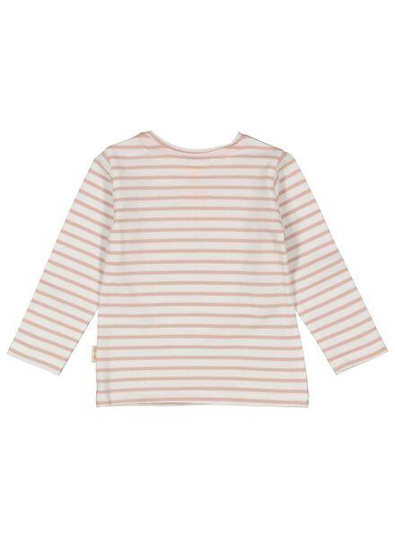 baby t-shirt gebroken wit gebroken wit - 1000016910 - HEMA