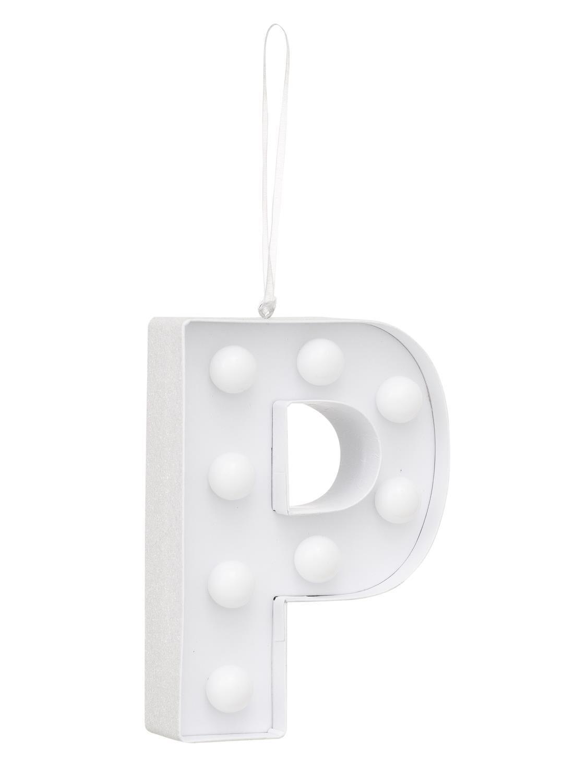 HEMA Mini Circusverlichting P (blanc)