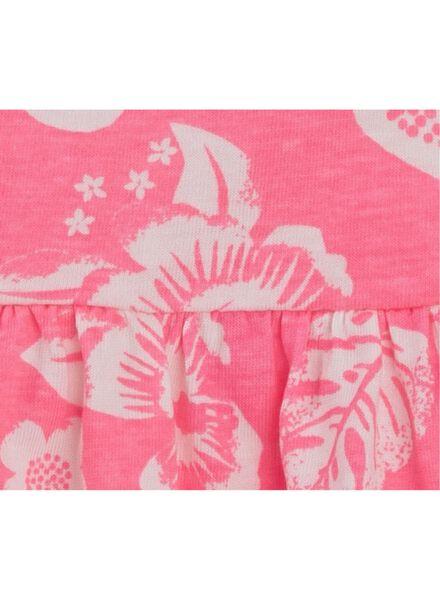 baby jurk fluor roze fluor roze - 1000013476 - HEMA