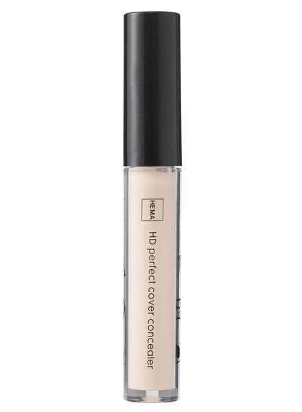 concealer liquid 01 beige - 11293128 - HEMA