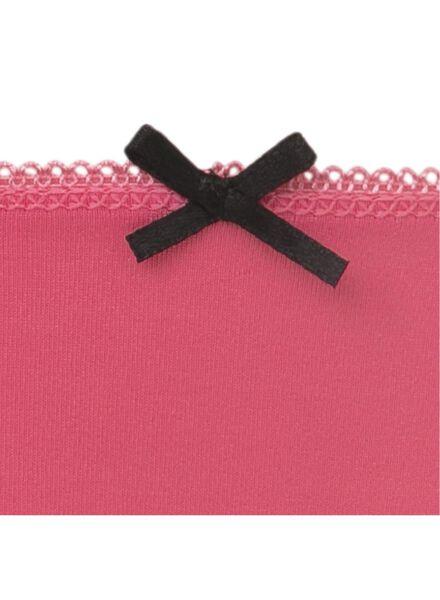 damesstring roze roze - 1000008105 - HEMA