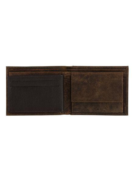 leren portemonnee - 18190119 - HEMA