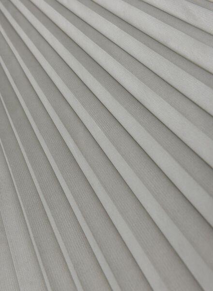 plissé dubbel lichtdoorlatend / gekleurde achterzijde 32 mm - 7430063 - HEMA