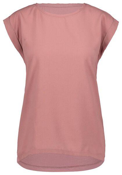 dames top roze roze - 1000021215 - HEMA