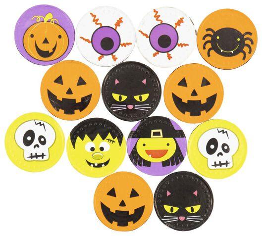 melkchocolade munten Halloween in netje 98gram - 10060091 - HEMA