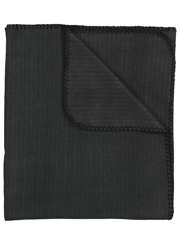 HEMA Fleece Plaid – 130 X 150 – Grijs (grijs)