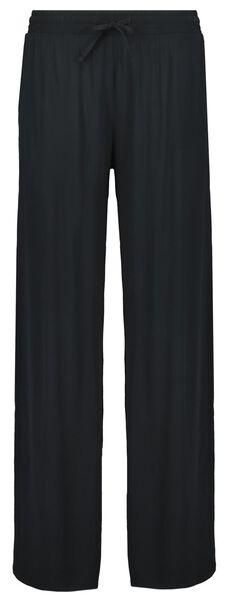 damesbroek zwart S - 36258106 - HEMA