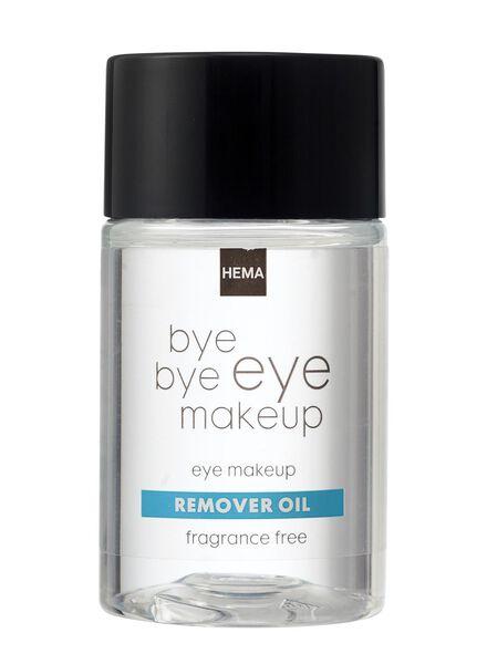 oog make-up reinigingsolie - 17830012 - HEMA