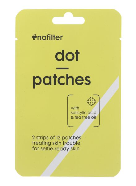 acné patches #nofilter - 17870015 - HEMA