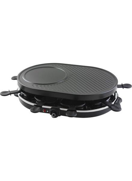 gourmet raclette set - 80010049 - HEMA