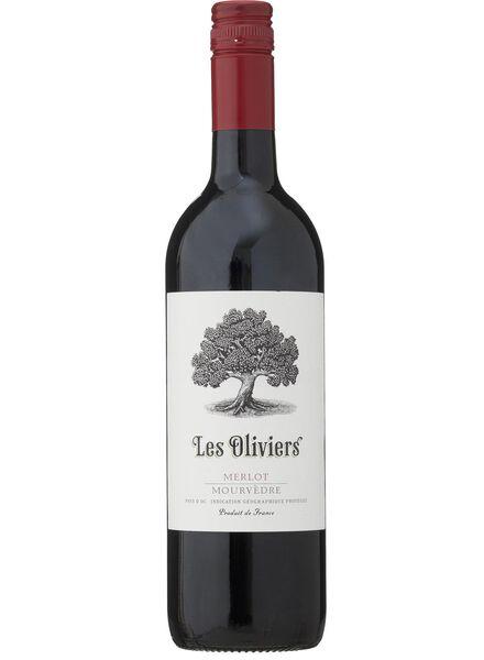 les oliviers merlot & mourverde - rood - 17360477 - HEMA