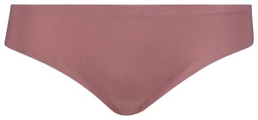 dameshipster second skin micro roze roze - 1000018629 - HEMA