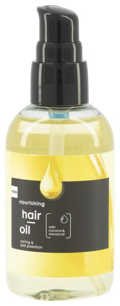 haarolie - 100 ml - 11067109 - HEMA
