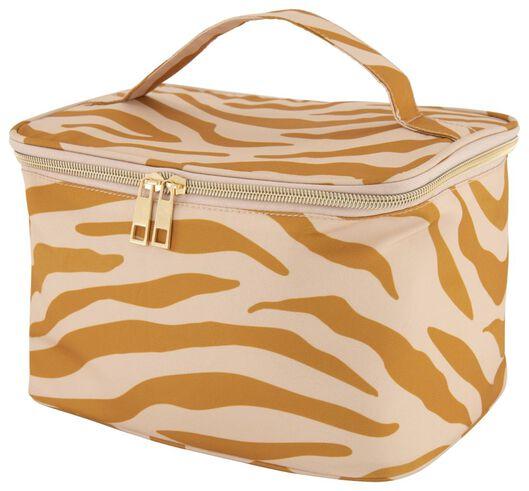 Beautycase 17x24x16 zebra