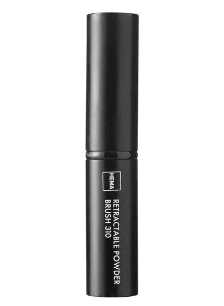 retractable powder brush - 11201310 - HEMA